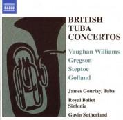 British Tuba Concertos - CD