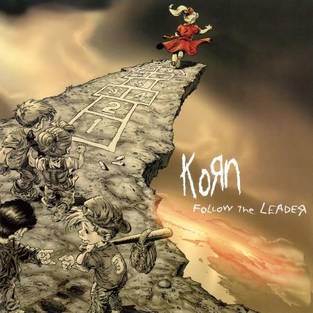 Korn: Follow The Leader - Plak