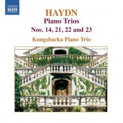 Kungsbacka Piano Trio: Haydn: Piano Trios, Vol. 3 - CD
