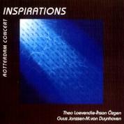 Inspirations, İhsan Özgen: Inspirations: Rotterdam Concert - CD