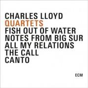 Charles Lloyd: Quartets (5CD Box) - CD