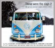 Çeşitli Sanatçılar: Those Were The Days 2 - CD