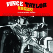 Vince Taylor, His Playboys: Vince Taylor Rocks! - Plak