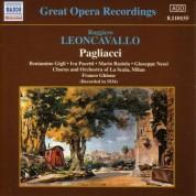 Leoncavallo: Pagliacci (Gigli / La Scala) (1934) - CD