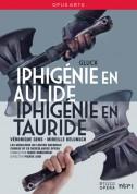 Gluck: Iphigénie en Tauride & Iphigénie enAulide - DVD