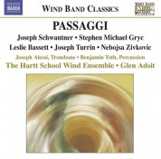 Hartt School Wind Ensemble: Gryc, S.M.: Passaggi / Zivkovic, N.J.: Tales From the Center of the Earth / Schwantner, J.: Recoil - CD