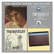 Tim Buckley: The Triple Album Collection - CD