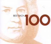 Çeşitli Sanatçılar: Best 100 - Bach - CD