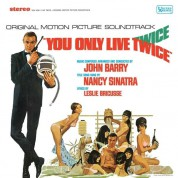 John Barry, Nancy Sinatra: James Bond: You Only Live Twice - Plak