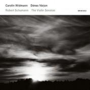 Carolin Widmann, Denes Varjon: Robert Schumann: The Violin Sonatas - CD