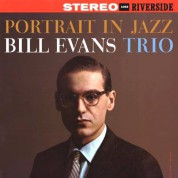 Bill Evans Trio: Portrait in Jazz (33rpm-edition) - Plak