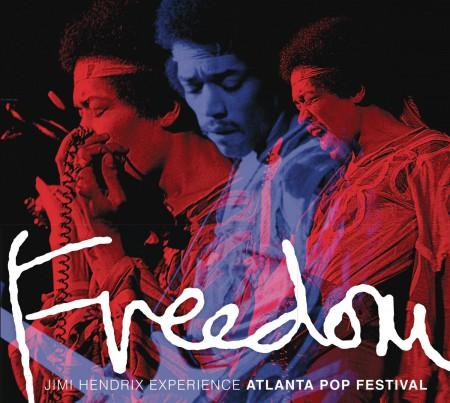 Jimi Hendrix: Freedom: Atlanta Pop Festival - CD