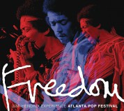 Jimi Hendrix: Freedom: Atlanta Pop Festival - CD