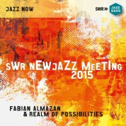 Fabian Almazan, Anna Webber, Ryan Ferreira, Linda Oh, Henry Cole: SWR New Jazz Meeting 2015 - CD
