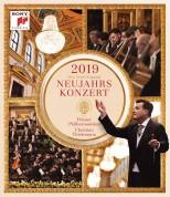 Wiener Philharmoniker, Christian Thielemann: New Year's Concert 2019 - BluRay