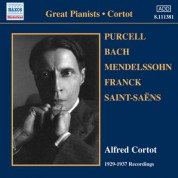Alfred Cortot: 1929-1937 Recordings - CD