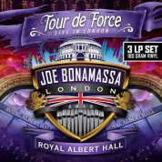 Joe Bonamassa: Tour De Force: Live In London, Royal Albert Hall 2013 - Plak