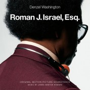 James Newton Howard: Roman J.Israel, Esq. (Limited Numbered Edition - Purple/Gold Swirled Vinyl) - Plak