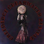 Creedence Clearwater Revival: Mardi Gras - Plak