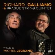 Richard Galliano, Prague String Quintet: Tribute To Michel Legrand - CD