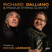 Richard Galliano, Prague String Quintet: Tribute To Michel Legrand - CD