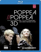 Gauthier Dance: Spuck: Poppea // Poppea (3D Blu-ray) - BluRay 3D