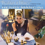 Henry Mancini: OST - Breakfast At Tiffany's Soundtrack +1 Bonus Track! (feat Audrey Hepburn singing