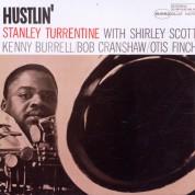 Stanley Turrentine: Hustlin' - CD