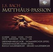 J.S. Bach: Matthäus-Passion - CD