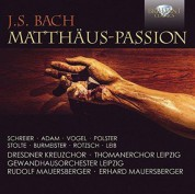 J.S. Bach: Matthäus-Passion - CD