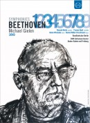 SWR Sinfonieorchester, Michael Gielen: Beethoven: Symphonies 1-9 - DVD