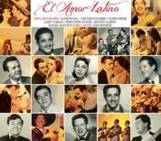 Çeşitli Sanatçılar: El Amor Latino - CD