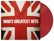 The Who: Greatest Hits (Limited Edition - Clear Red Vinyl) - Plak
