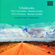 Philharmonia Cassovia: Tchaikovsky: 1812 Overture / Romeo and Juliet - CD