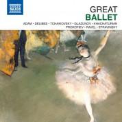 Çeşitli Sanatçılar: Great Ballet - CD