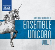 Çeşitli Sanatçılar: Early Music Recordings of Ensemble Unicorn, Vol. 1 - CD