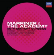 Academy of St. Martin in the Fields: Marriner & The Academy - 20th Century Classics - CD