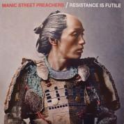 Manic Street Preachers: Resistance Is Futile (White Vinyl) - Plak