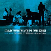 Stanley Turrentine: Blue Hour The Complete Sessions - Master Takes - CD
