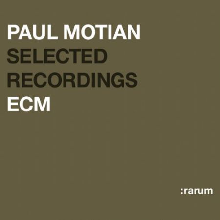 Paul Motian: Selected Recordings - CD