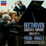 Gewandhausorchester Leipzig, Nelson Freire, Riccardo Chailly: Beethoven: Piano Concerto »Emperor« - CD