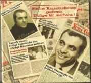Stelios Kazantzidis'den Gecikmiş Türkçe Bir Merhaba - CD