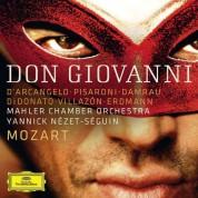 Mahler Chamber Orchestra, Yannick Nézet-Séguin, Ildebrando D'Arcangelo, Vitalij Kowaljow: Mozart: Don Giovanni - CD