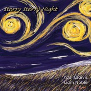 Paul Clarvis & Liam Noble: Starry Starry Night - Plak