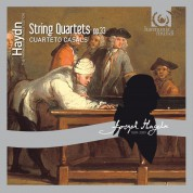 Cuarteto Casals: Haydn: String Quartets op.33 - CD