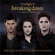 Çeşitli Sanatçılar: OST - The Twilight Saga - Breaking Down Part 2 - CD