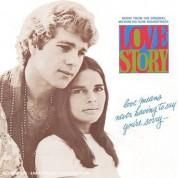 Çeşitli Sanatçılar: Love Story (Soundtrack) - CD