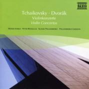 Mariko Honda: Tchaikovsky / Dvorak: Violin Concertos - CD