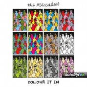 The Maccabees: Colour It In - Plak