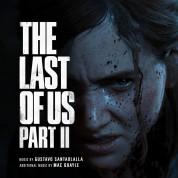 Gustavo Santaolalla: The Last Of Us Part II - Plak